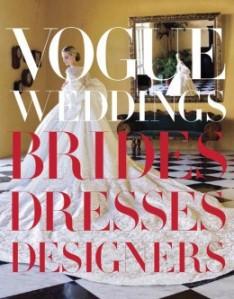 Vogue weddings brides dresses designers