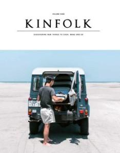 Kinfolk Magazine volume 9