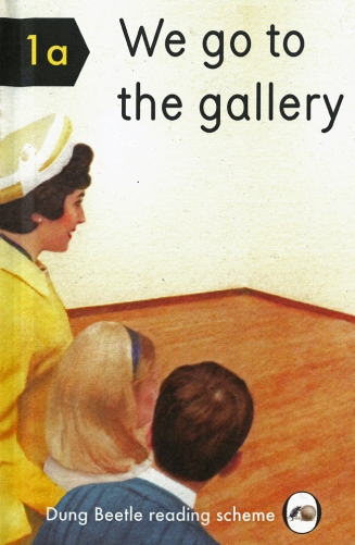 We go to the Gallery Miriam Elia Dung Beetle Press