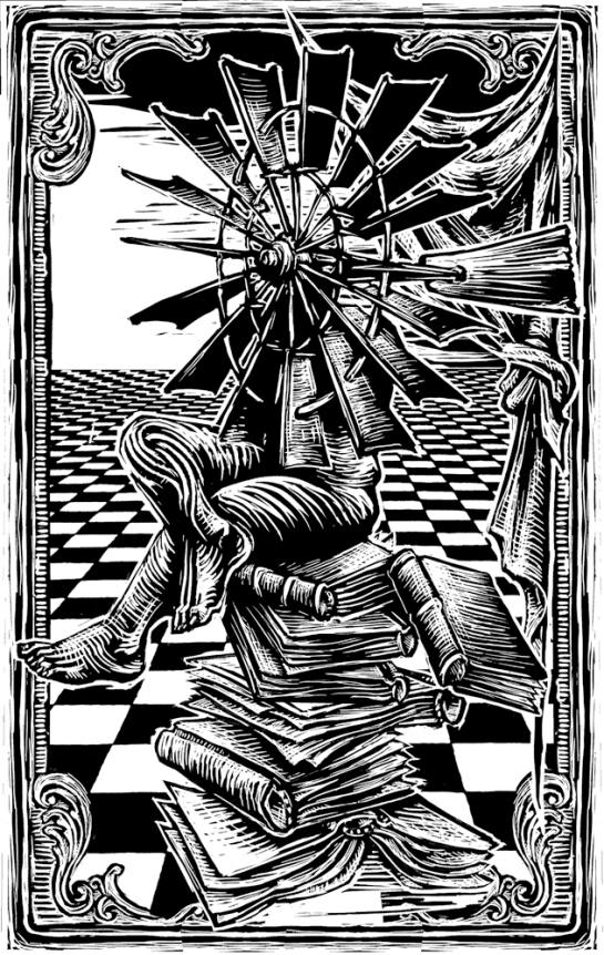 Don Quixote Restless Books Cervantes