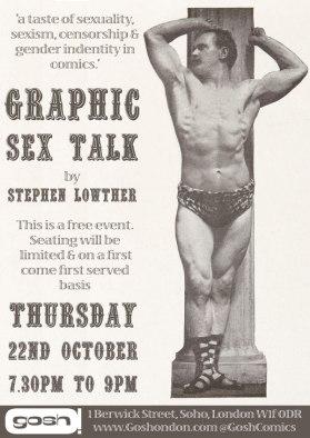 Graphic Sex