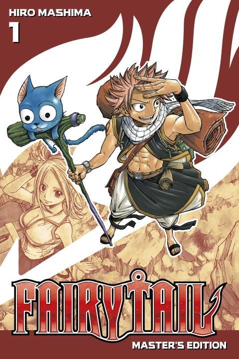 Fairy Tail Master's Edition Turnaround Kodansha