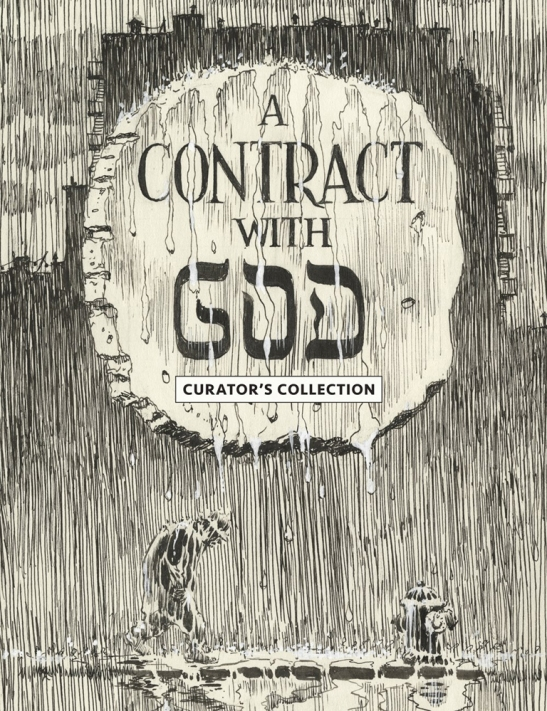 A Contract With God Cover